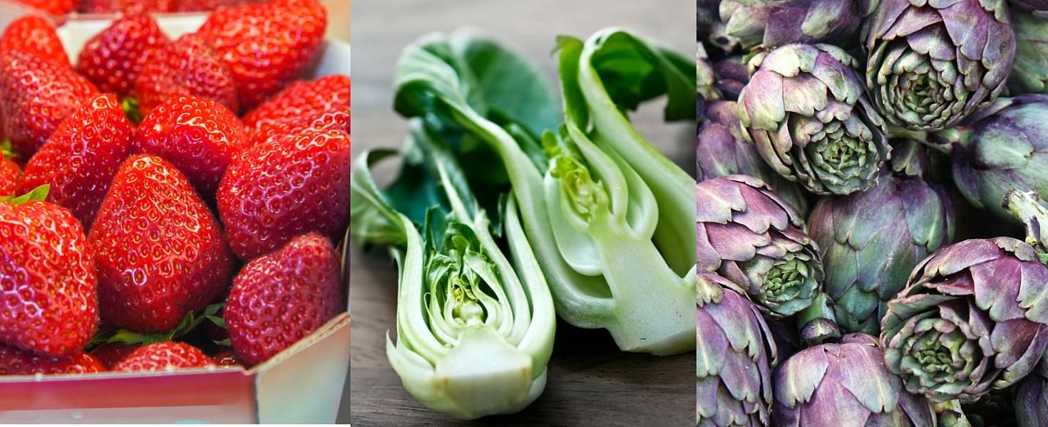 5 Fabulous, Nutritionally Dense Foods for Spring