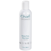 chae organics bamboo total body scrub