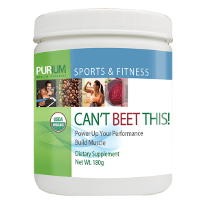 Purium Can't Beet This