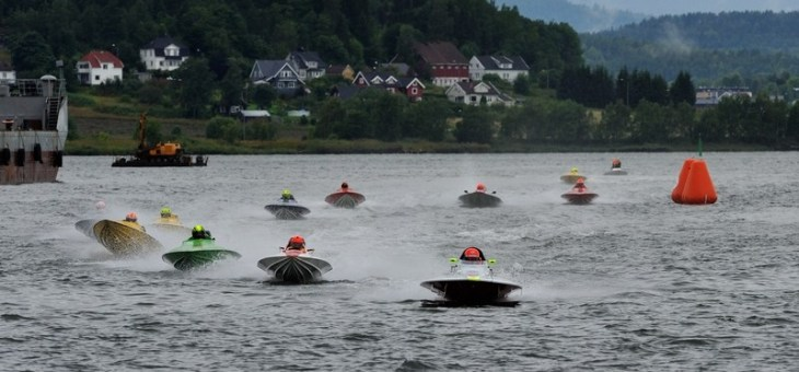 Britain's Harvey Smith dominates GT15 in Norway