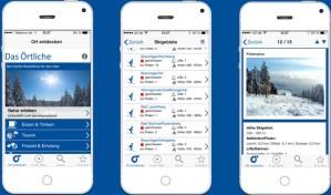Entdecke Wintersport und Ski im Harz mit der kostenlosen Harz-App von Das Örtliche