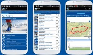 Skiurlaub im Harz mit der Harz-App für Android