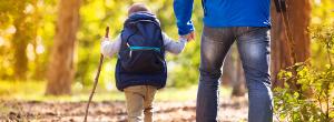 Wandern mit Kind im Harz