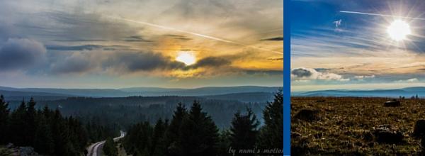 Katrins Aussicht vom Brocken ©Numi's Motivkiste