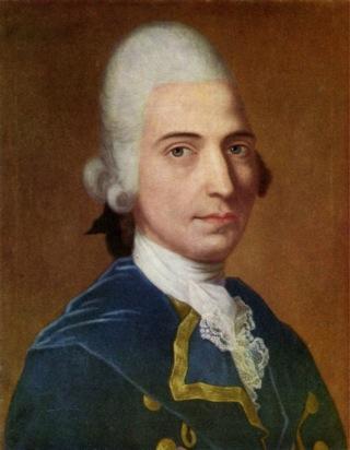 Bild: Gottfried August Bürger. Bild von Johann Heinrich Tischbein d. J. 1771. Dieses Bild ist gemeinfrei, weil seine urheberrechtliche Schutzfrist abgelaufen ist.