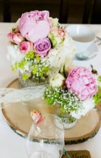 Deko zur Hochzeit