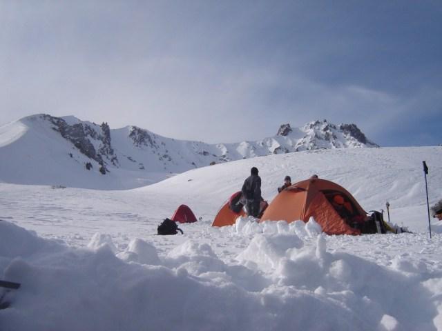 Çoban ini kamp alanımız.