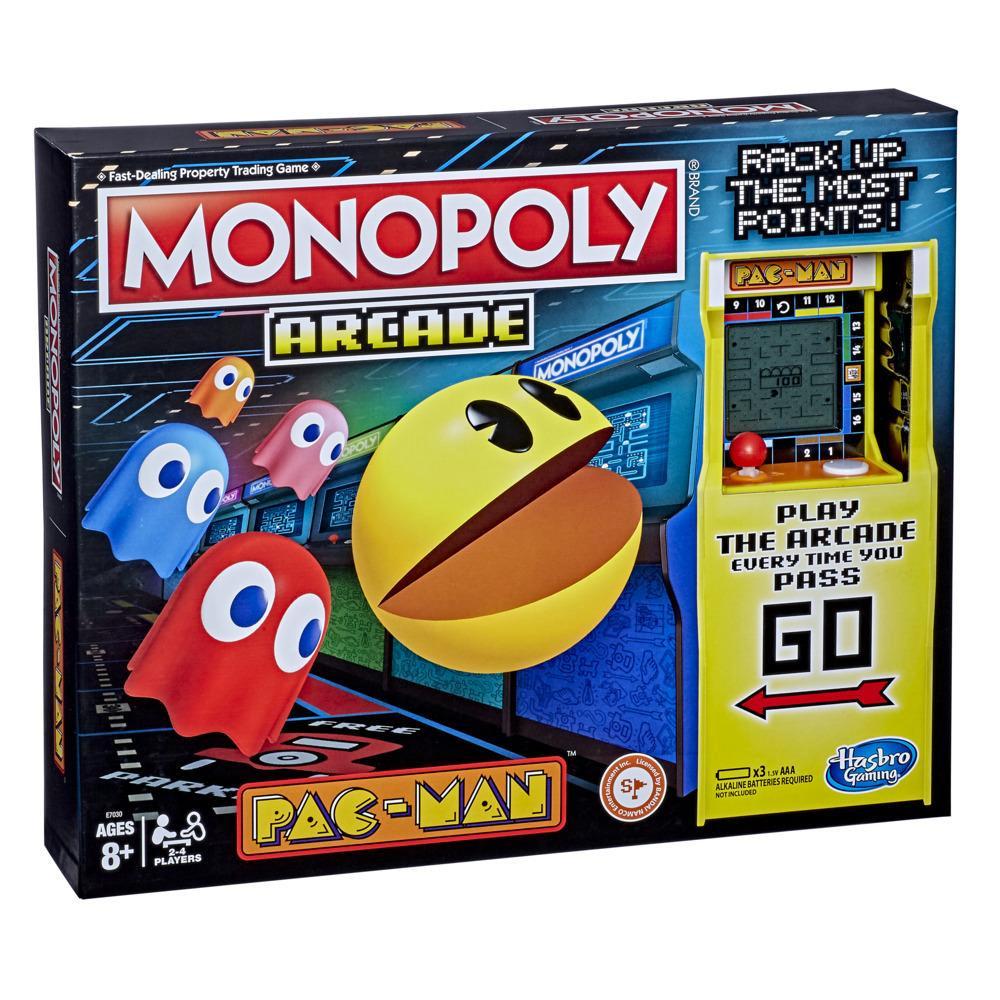 Monopoly Arcade Pacman Monopoly