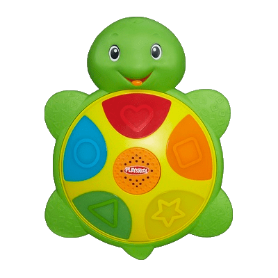 Playskool Elefun & Friends - Tortue découverte