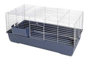 Der Kerbl Kleintierkäfig Kaninchenkäfig Gabbia Baldo - Kaninchenkäfig kaufen
