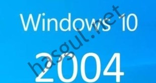 Windows 10 Sürüm 2004 20H1
