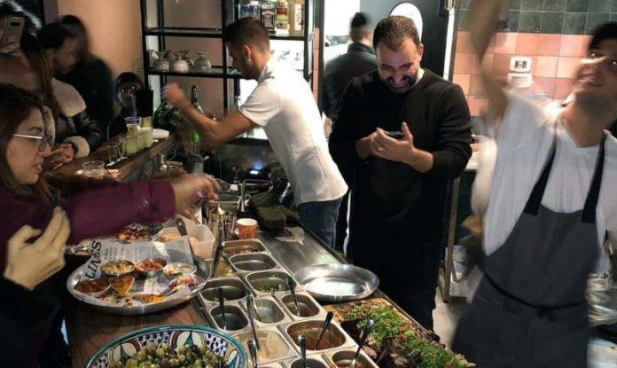 Restaurant Chef Ziv miracles