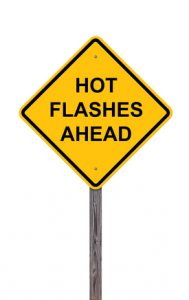 Hot Flashes Ahead