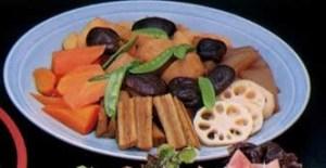 野菜煮付盛り