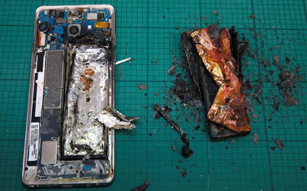 اختراع جديد يمنع انفجار بطارية الهاتف المحمول
