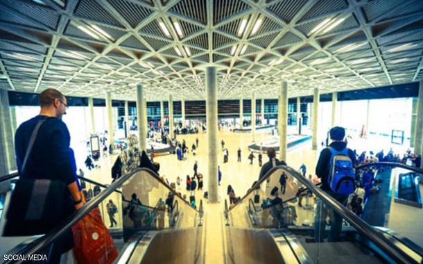 زيادة عدد المسافرين عبر مطار الملكة علياء