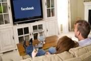 قريبا فيسبوك على شاشة تلفزيونك