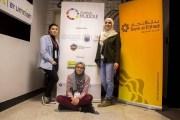 3 فتيات أردنيات يقتحمن عالم الريادة بمشروع يعنى بتعليم الأطفال