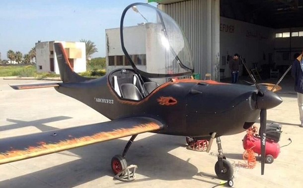 طائرة تونسية 100% تجتاز بنجاح أول اختبار