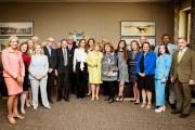 الملكة رانيا العبدالله تلتقي عدداً من أصدقاء وداعمي مؤسسة نهر الأردن
