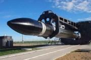 شاهد أول صاروخ أمريكي مطبوع بتقنية ثلاثية الأبعاد