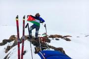 مصطفى سلامة يصبح 1 من 7 في العالم في تحدي القمم السبع
