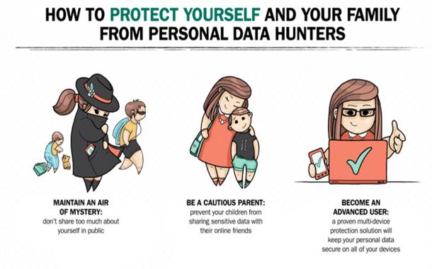 لمحات عن أمن المعلومات (٣): كيف تحمي نفسك ؟