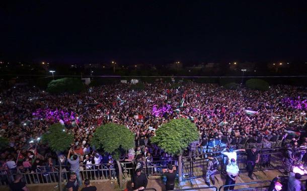 زين: شاركونا باحتفالات العيد الحادي والسبعين لاستقلال مملكتنا الحبيبة