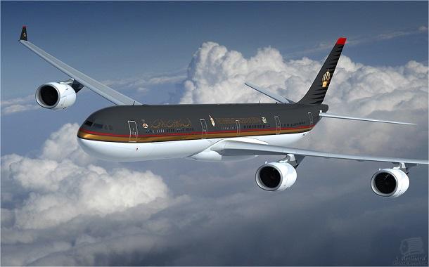 الملكية الأردنية تعلق رحلاتها الجوية إلى النجف حتى إشعار آخر