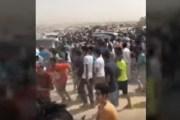 آلاف الكويتيين يبحثون عن كنز مزعوم في الصحراء - فيديو