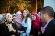 الملكة رانيا العبدالله تحضر إفطاراً لأكاديمية الملكة رانيا لتدريب المعلمين