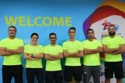 أبو غوش يتأهل للدور قبل النهائي ببطولة العالم للتايكواند وشركة أمنية تدعم مشاركته