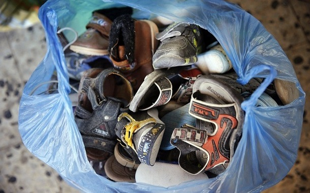 شركة كورية جنوبية تتبرّع بأحذية لدول عربية