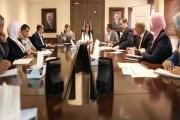 اللجنة التوجيهية لتطوير الخدمات الصحية باستخدام التكنولوجيا تناقش سير عملها