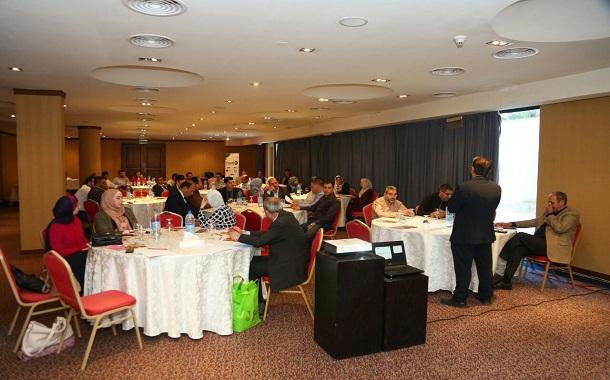 إجتماع لمشروع تعزيز التعاون بين الأكاديميا والصناعة في