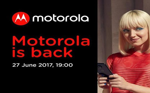 موتورولا تختار 27 يونيو موعداً للكشف عن هاتف Moto Z2