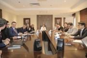 اللجنة التوجيهية لمبادرة الإنترنت للجميع تعقد اجتماعها الأول