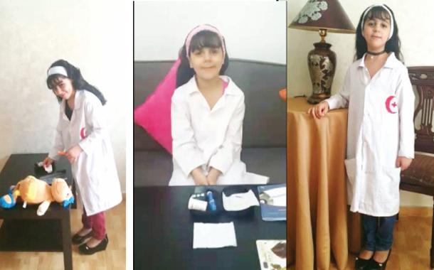 ''طفلة سكرية'' تبث فيديوهات توعوية تحارب الخوف وتتحدى المرض