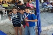 واعدو السباحة الأردنية يحرزون نتائج طيبة في بطولة الأردن - أسماء
