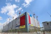 سامسونج الكترونيكس تبدأ الإنتاج في مصنع