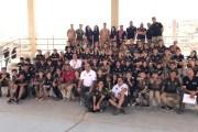 معسكر لبرنامج (YES JO) في مركز الملك عبدالله الثاني لتدريب العمليات الخاصة