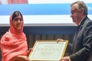 ملالا يوسف زاي تحصل على مقعد في جامعة أوكسفورد