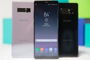 5 أسباب قد تجذب مستخدمي IPhone إلى Note 8