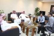 وفد سعودي يزور وزارة الإتصالات وتكنولوجيا المعلومات