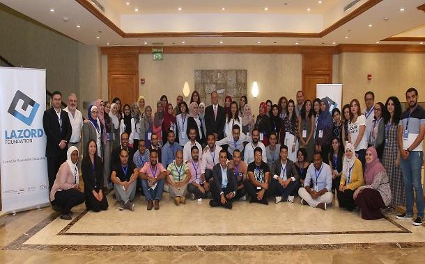 إنجاز تستضيف الاجتماع الأقليمي لزمالة لازورد بمشاركة الأردن ومصر وتونس