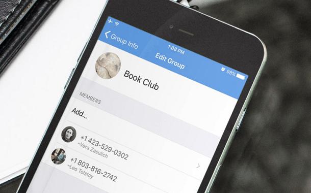 تطبيق التراسل Signal يدعم الآن وضع صورة شخصية وإسم