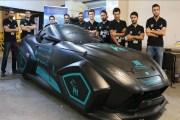 طلاب أتراك ينتجون سيارة كهربائية