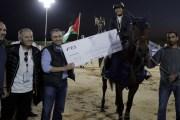 الفارسة هدى كيالي تُحرز لقب الجائزة الكبرى للدوري العربي