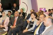 وزيرة السياحة تشارك بجلسة العصف الذهني لمبادرة (مش مستحيل) في منصة ( زينك - اليرموك)