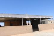 توليد الكهرباء المركزية تنفذ حملة صيانة شاملة لمدرسة العباسية الثانوية في العقبة